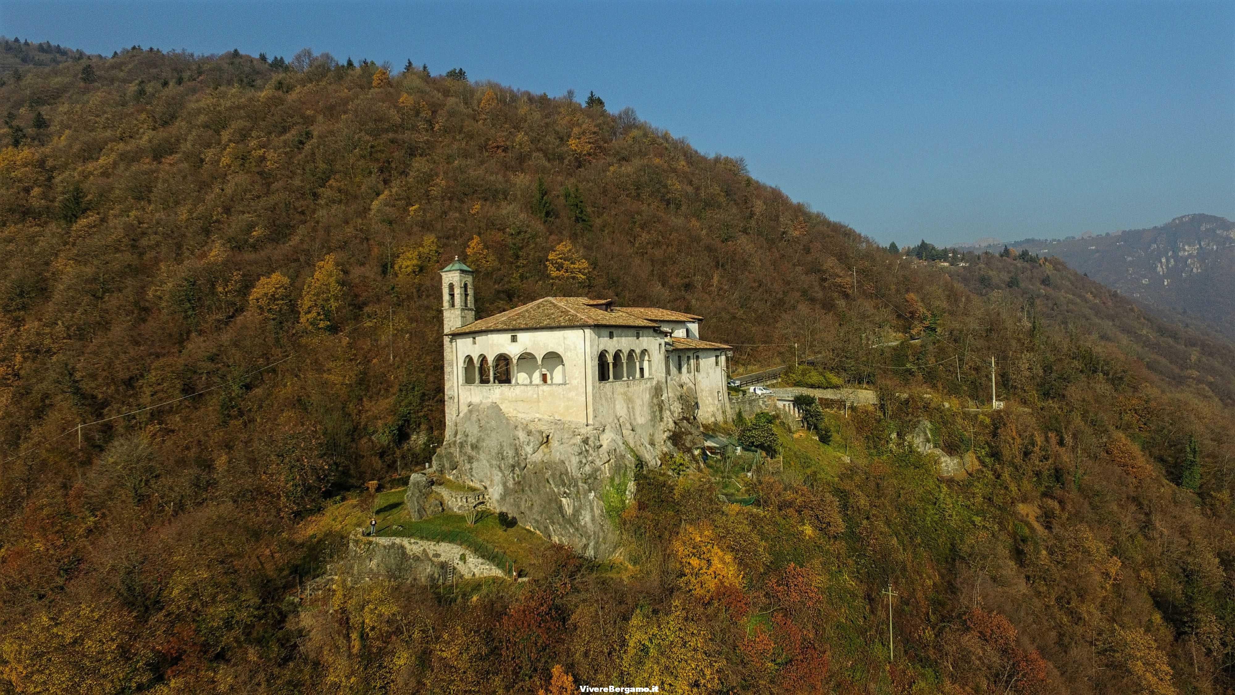 Video Santuario di San Patrizio Colzate