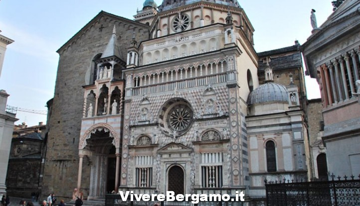 La Basilica di Santa Maria Maggiore (Bg)