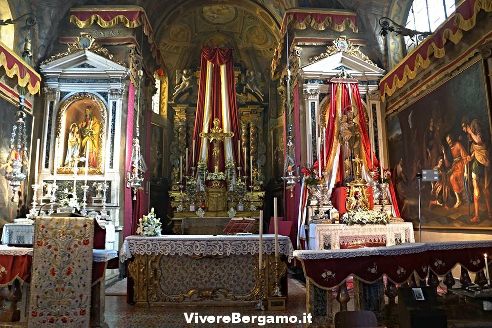 Chiesa di San Giuseppe Gandino