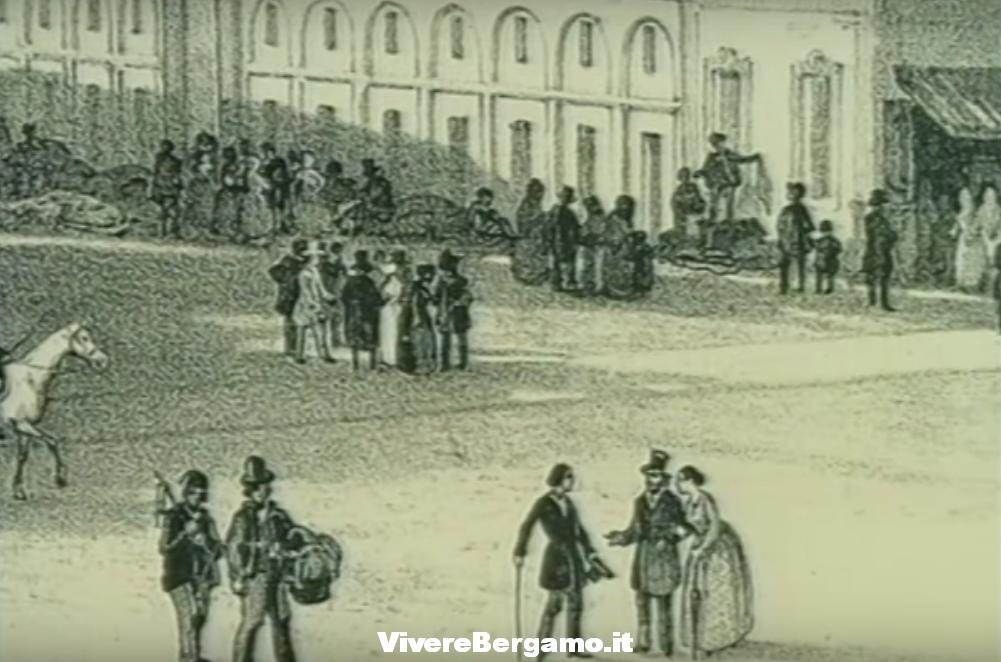 Bergamo nell'Ottocento