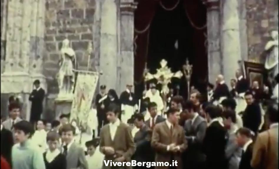Video Corpus Domini Gandino 1970