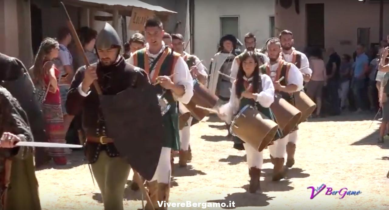 VallAlta Medievale video 2017