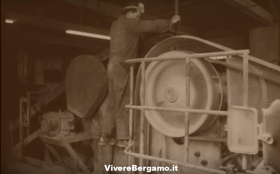 Video Storico della Laveria delle Miniere di Gorno