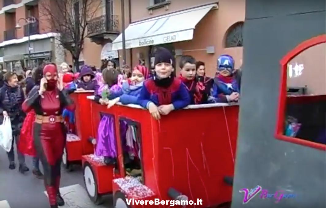 Video Sfilata Carnevale 2018 - Trescore Balneario