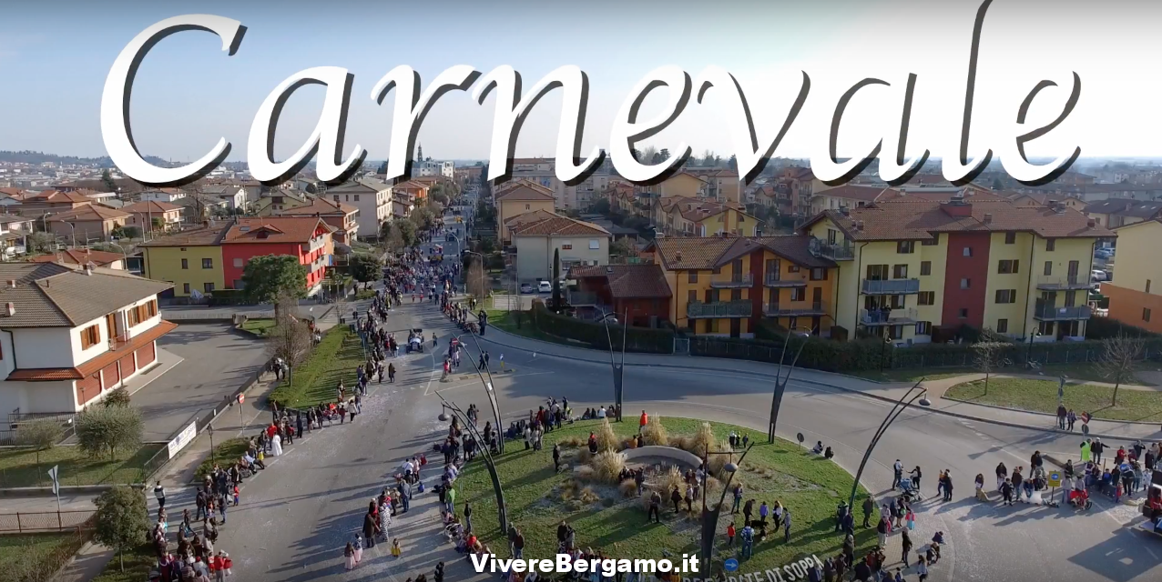 Carnevale Brembate Sopra Video 2017