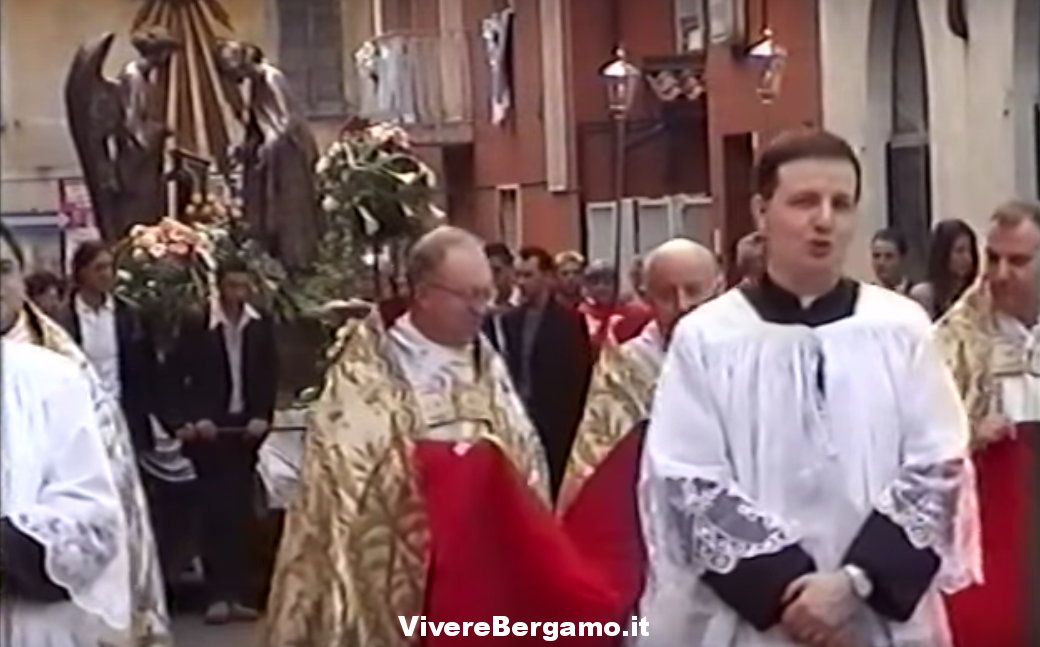 Video processione e foto anno 1999 - Verdello
