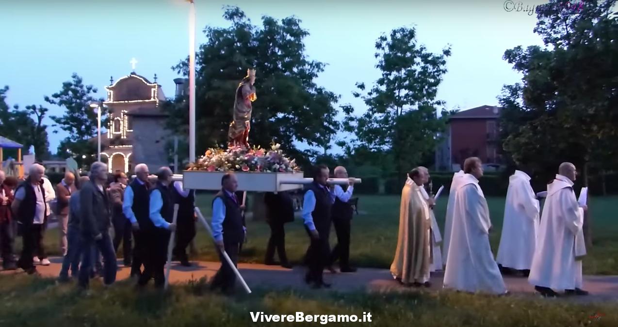 Festa Della Madonna Di Paderno Video 2016 - Seriate