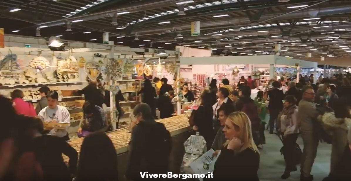 Fiera Creattiva Bergamo Video 2018
