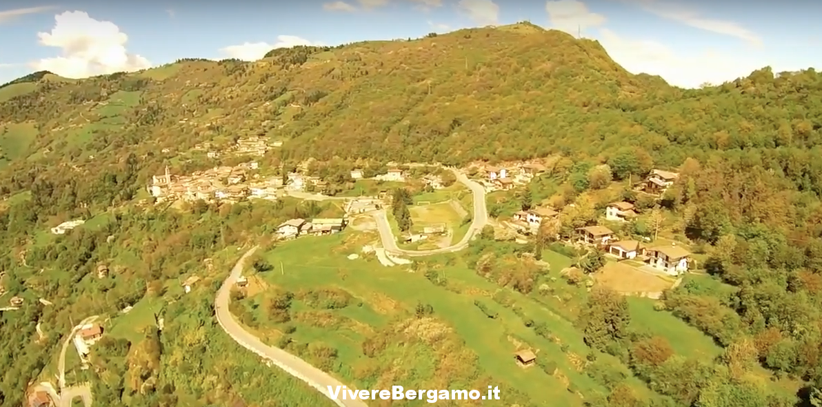 Parzanica Video dal drone