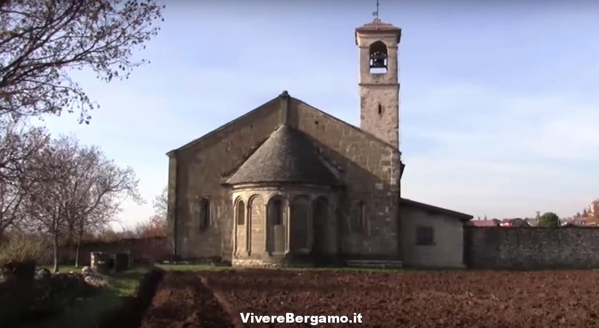 Video Chiesa San Giorgio in Lemine - Almenno San Salvatore