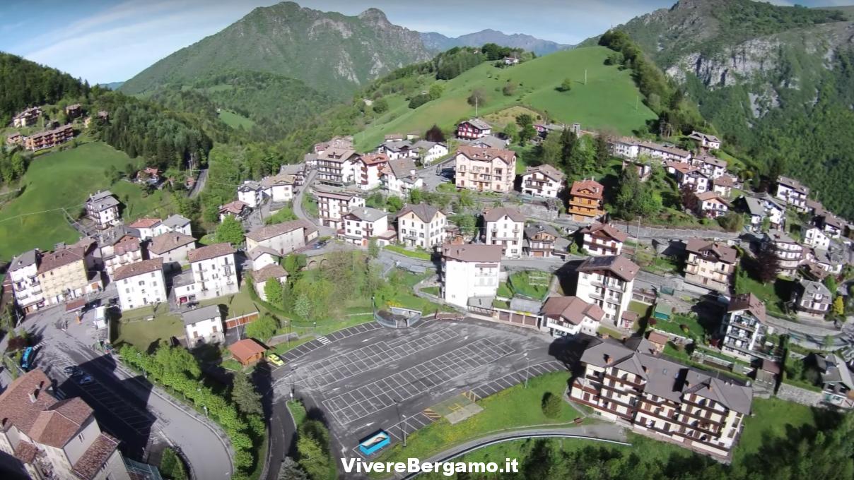 Video paese di Oltre il Colle - Turismo Valle Brembana
