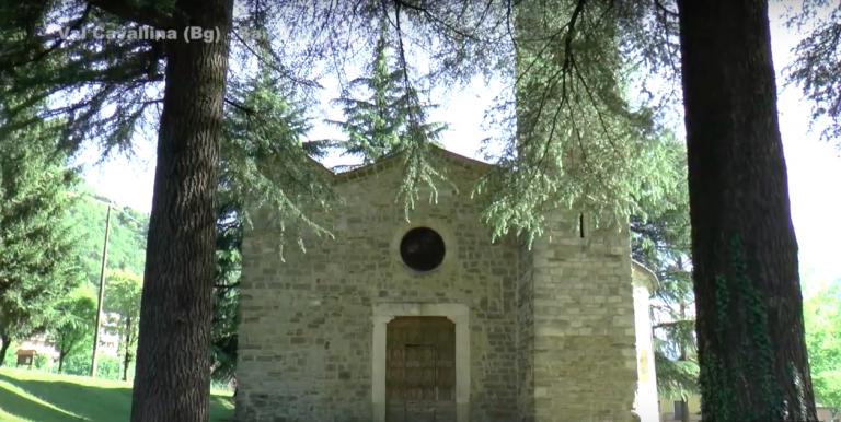 Video Chiesa di San Pietro in Vincoli - Spinone al Lago