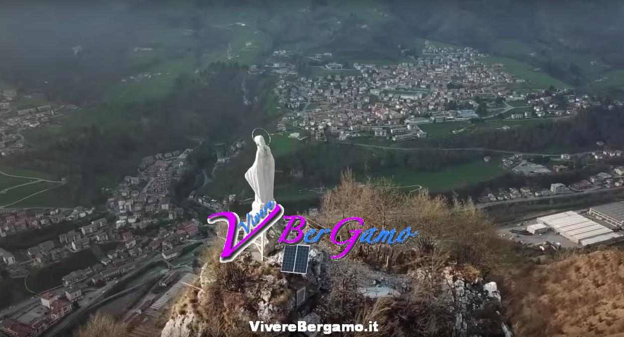Video Drone Madonna degli Alpini di Ponte Nossa