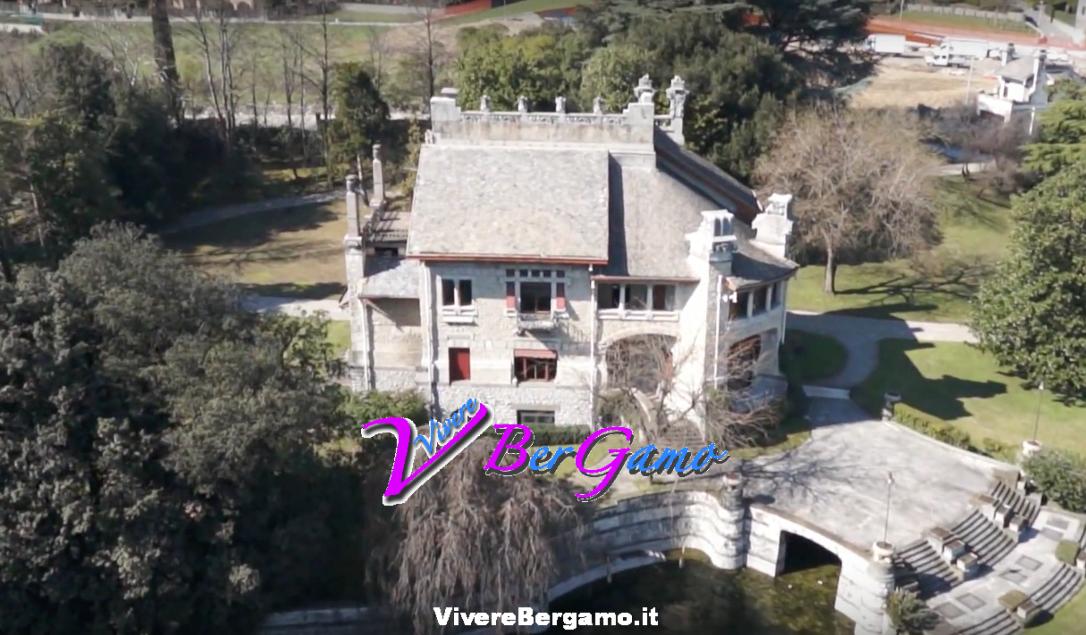 Video Villa Faccanoni- Sarnico