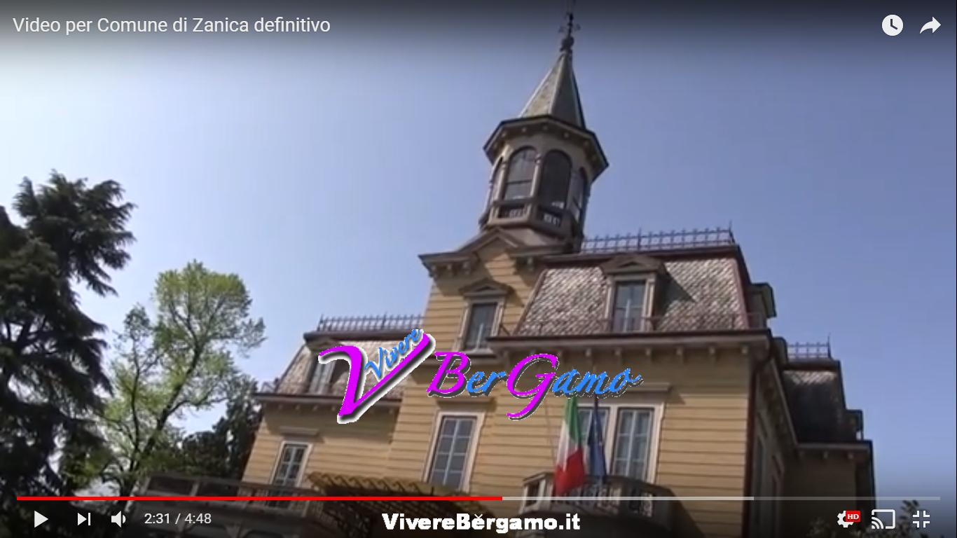 Video Villa Comunale ex villa Spasciani - Zanica