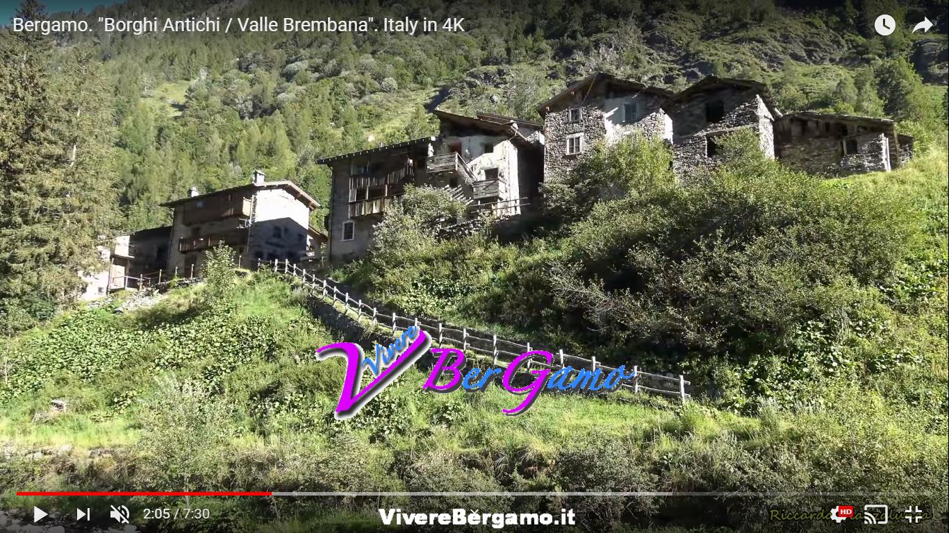 Video Borghi Antichi della Valle Brembana