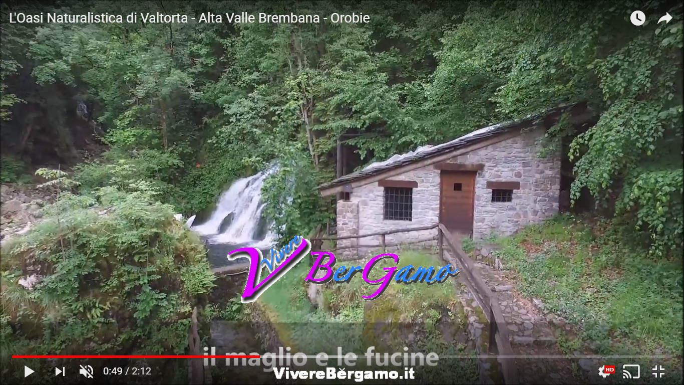 Video Oasi Naturalistica di Valtorta