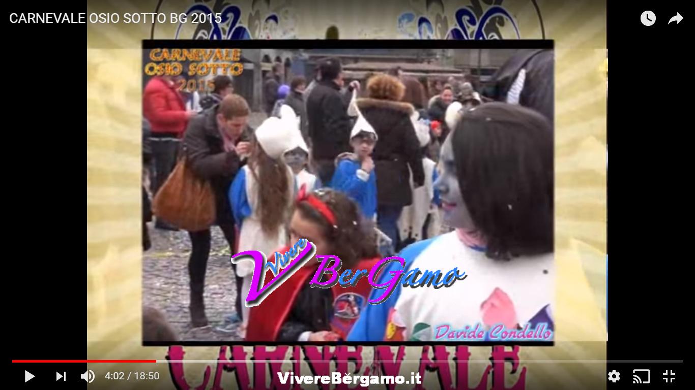 Video Festa di Carnevale 2015 - Osio Sotto