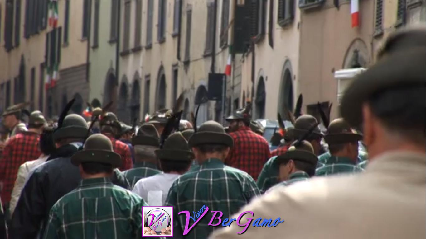 Video Adunata nazionale Alpini - Bergamo 2010